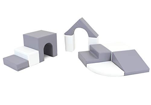IGLU 10 XL Modules d'activités Modules de Motricité Blocs de Construction en Mousse