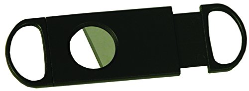 Quality Importers Trading Guillotine Cigar Cutter, Up to 54-Ring (CC-100)