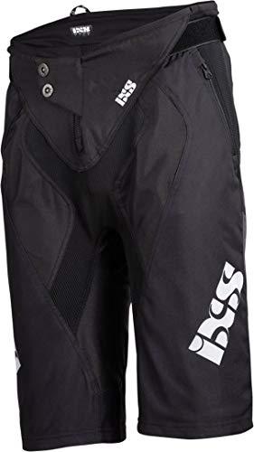 IXS Unisex-Erwachsene Vertic Shorts Black M Hose, Schwarz, M