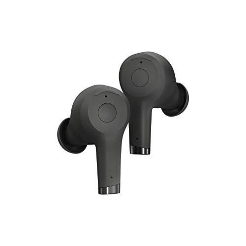 <VGP 2021受賞モデル>【Bluetooth5.0 完全ワイヤレスイヤホン】[国内正規代理店販売品]Sudio/ETT《エット》ブラック/外音のノイズをカットするアクティブキャンセル機能付き、ステレオ通話可能(SIRI/Googleアシスタント対応)