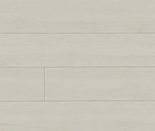 HORI® Klick Vinylboden PVC Bodenbelag I Wasserfest I viele Dekore wählbar I Eiche Chalet XL Hannover I HANDMUSTER