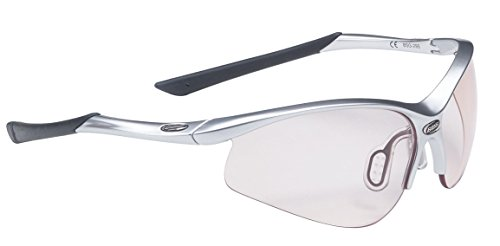 BBB Attacker PH BSG-29S - Gafas de Sol Unisex para Ciclismo Plata...