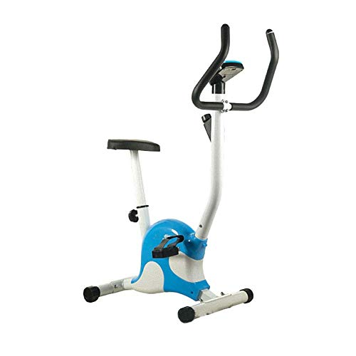 YAMMY Spinning Bicycle,Bicycle Exercise Bike-Aerobic Trainingfitnessaerobic Bike-Home Fitness Equipment-LED LCD Display,Resistance Adjustment(Exercise Bikes)