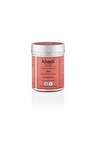 KHADI Mascarilla Facial - Pétalos de Rosas