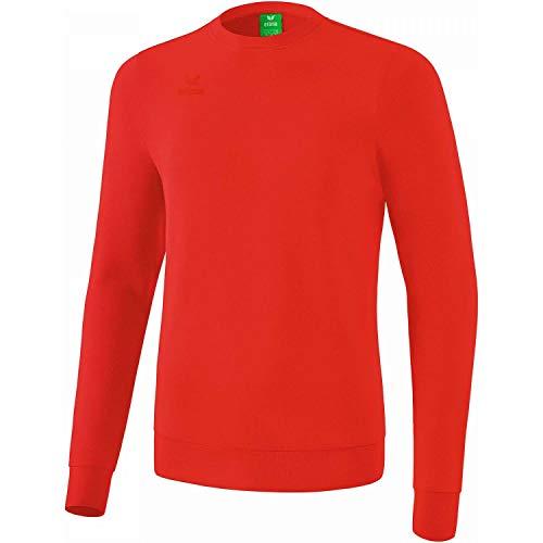 Erima Basic bluza dziecięca, czerwona, 152