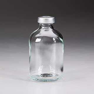 Devine Medical Sterile Empty Vials, 50mL - 12 Per Box