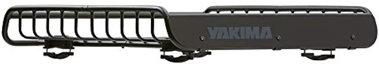 YAKIMA - LoadWarrior, Rooftop Cargo Basket for Equipment and Gear Storage