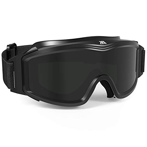 XaegisTac XTG07 Tactical Airsoft Goggles Anti Fog Military Glasses with