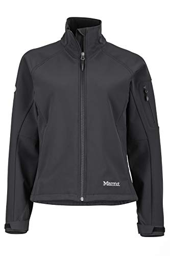 Marmot Damen Softshell Jacke Gravity, black, 5(L), 85000-001-5