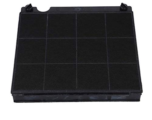 DL-pro Aktivkohlefilter Kohlefilter Filter für Elica Model 15 Whirlpool 484000008575 AEG 9029793818 für Dunstabzugshaube