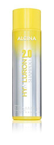 Alcina Hyaluron 2.0 Shampoo, 1 x 250 ml - Die Oase für trockenes Haar!