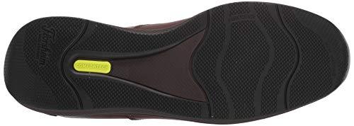 Florsheim Men's Ontario Moc Toe Slip On Loafer, Brown, 11 Medium US