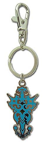 Great Eastern Entertainment Tales of Vesperia – Porte-clés en métal avec symbole des chevaliers