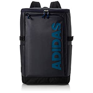 [アディダス] リュックサック MODEL.NO.57575 31L B4サイズ収納可 ユニセックス ボックス型 大容量