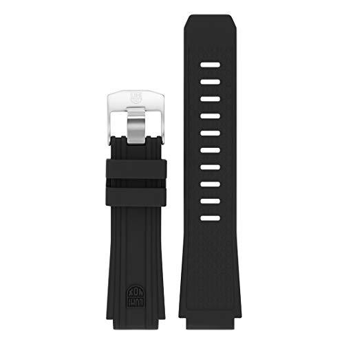 Luminox FP020021Q1 0200, 20 mm, Pu, Bl, Steel,