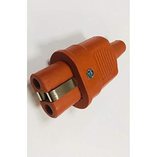 REPORSHOP - Clavija Enchufe Freidoras Standard Silicona 250/380v ...
