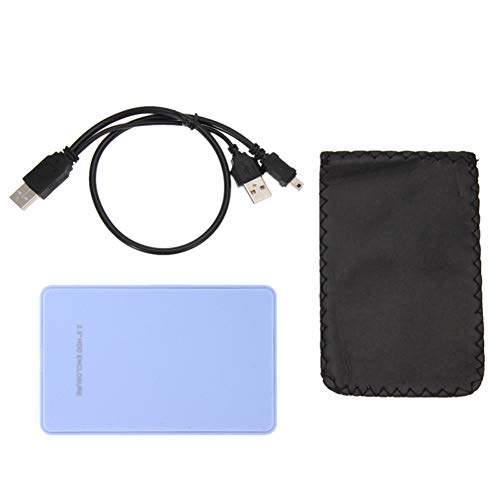 RoSoy 2,5 inch USB 2.0 SATA HDD-box Harde schijf Externe behuizing voor pc-laptop