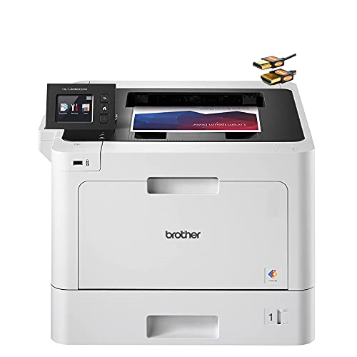 Brother HL L83 CDW Series Business Wireless Color Laser Printer - Auto Duplex Printing - Mobile Printing - Up to 33 Pages/Min - 2.7 inch Color...