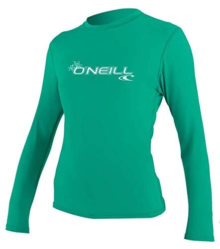 O'Neill - Bade- & Surfbekleidung für Damen in Seaglass, Größe UK 12 Short