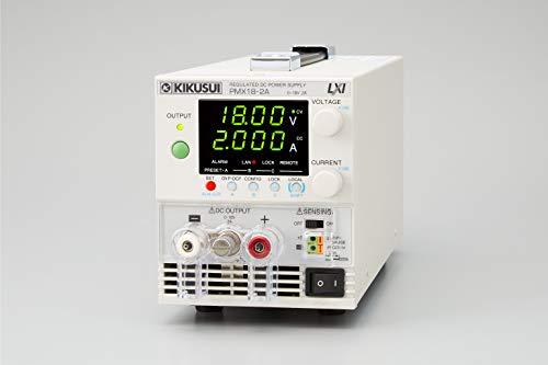 菊水電子工業 コンパクト直流安定化電源PMX18-2A(0~18V/0~2A)
