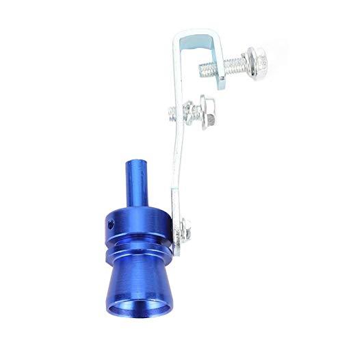 Qqmora Turbo Whistle Turbo Sound Whistle Accesorio para automóvil Duradero((TC-M Code))
