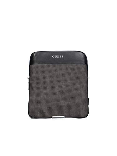 Guess SCALE FLAT CROSSBODY, BACKPACK Man, GREY, One Size
