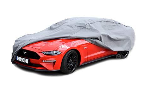 Vollgarage Ganzgarage Mobile XL Coupe kompatibel mit Ford Mustang VI Schutzplane Abdeckung