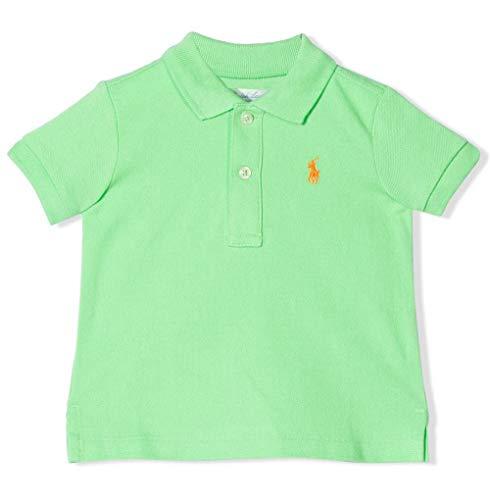 Polo Ralph Lauren Poloshirt Ralph Laurent Polo SS KC-TP-KNT, Grün 9 Monate