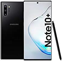 Samsung Galaxy Note 10+ Dual SIM 256GB 12GB RAM 4G LTE (UAE Version) - Aura Black - 1 year local brand warranty