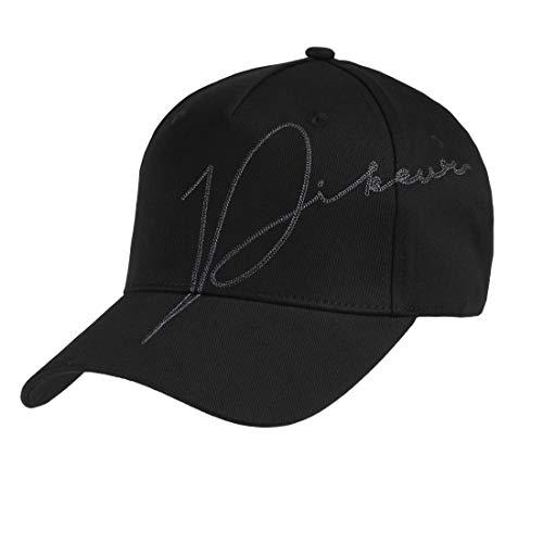 Pikeur Cotton Cap Damen mit Lurex-Stickerei Black Sportswear 2021, Größe:Stück
