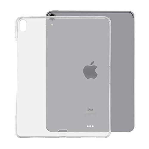 SHYPwM Mobile phone case For IPad Pro 11 Inch (2018) Tablet Cases,Shockproof TPU Protective Case (Color : Transparent)
