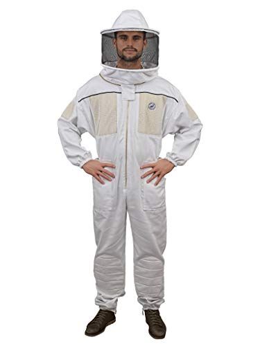 Humble Bee 430 Ventilated Beekeeping Suit with Round Veil
