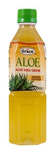 Grace Boisson Aloe Vera Mangue 50 cl