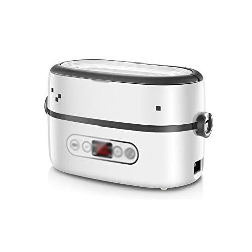 NXYJD Mini portátil de Calentamiento eléctrico arroz automático de Aislamiento Fiambrera enchufable eléctrico Calefacción Fiambrera