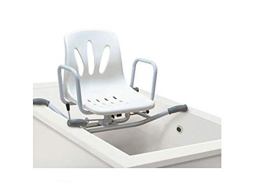 seggiolino vasca da bagno anziani Sedia Girevole per vasca