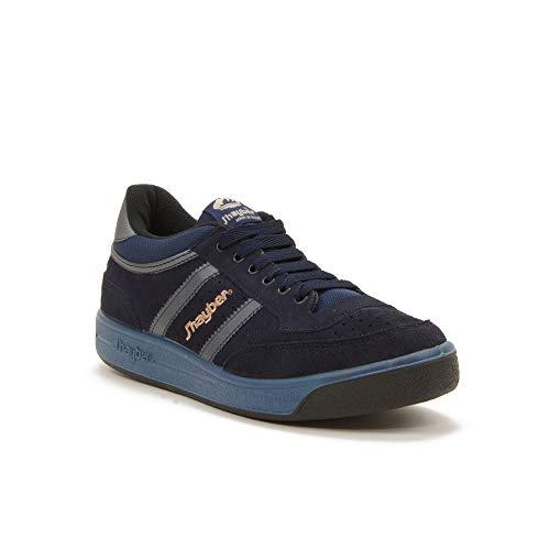 J'hayber 51139, Sneaker Hombre, Azul Marino Negro, 43 EU