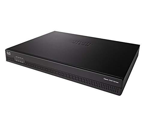 Router Cisco 4321–1U–2Porte–Porta Di Gestione–4Fessure–Gigabit Ethernet–Montable Su Telaio