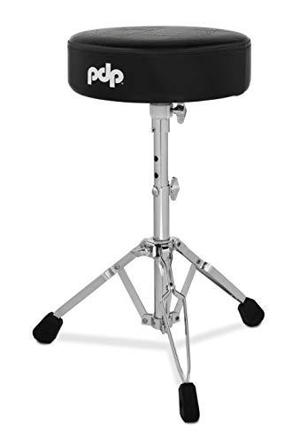 PDP By DW PDP PDDT710R Schlagzeug-Thron 700 Series, rund, leicht, 30,5 cm