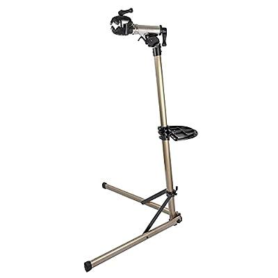 Bikehand Bike Repair Stand - Home Portable Bicycle Mechanics Workstand - Great for EBIKE Mountain Bikes and Road Bikes Maintenance - Heavy Duty Max Bike Weight 50kg (110 lbs)
