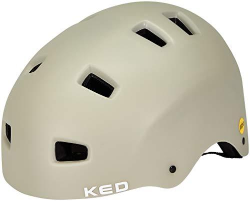 KED Citro Helm ash matt Kopfumfang L | 57-62cm 2021 Fahrradhelm
