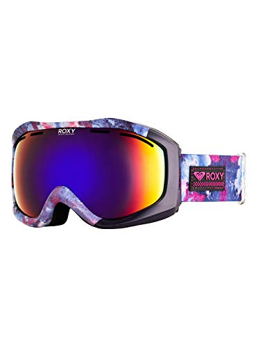 Roxy Sunset Art Series Masques de ski/snowboard Femme Medieval Blue Cloudy Day FR : Taille Unique (Taille Fabricant : Taille Unique)