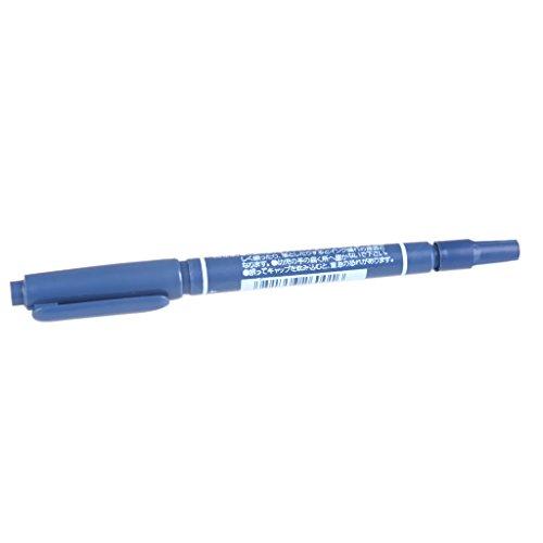 Gazechimp Crayon Feutre Marker du Coprs pour Tatouage