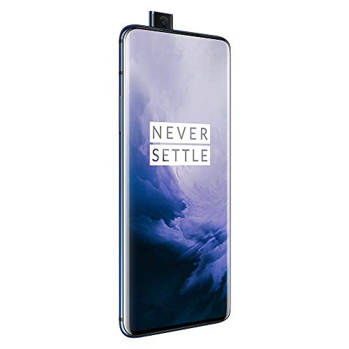 (Renewed) OnePlus 7 Pro (Nebula Blue, 12GB RAM, 256GB Storage)