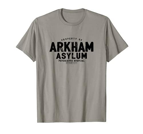Batman: Arkham Asylum Batman Arkham Asylum Camiseta