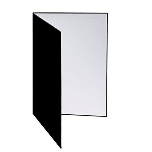 Meking 12 x 8 inch 3in1 Cardboard Light Reflector for Photography, Studio Tabletop...