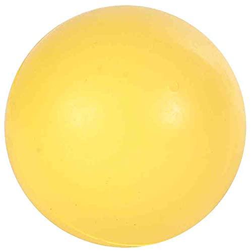 TRIXIE Palla di borracha naturale, 7 cm, 1 unità [colori assortiti]