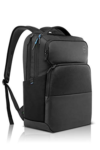 "DELL PO1720P 17"" Laptop Backpack Black - Laptop Bags (Backpack, 17"", 839g, Black)"