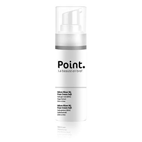*NEU* Point Mikro Silber- Face Creme Soft - 50 ml Tagescreme- zur Reinigung & Pflege-Hilft Bei Akne und Neurodermitis