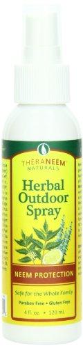 THERANEEM Theraneem Outdoor Herbal S, 4 FZ