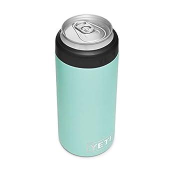YETI Rambler 12 oz Colster Slim Can Insulator for The Slim Hard Seltzer Cans Seafoam